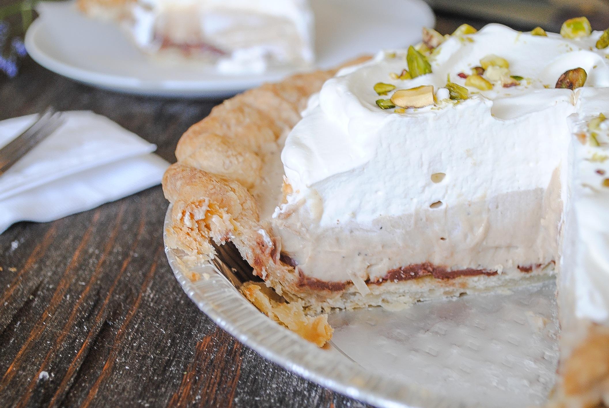 Sexposed wife bernie cream pie