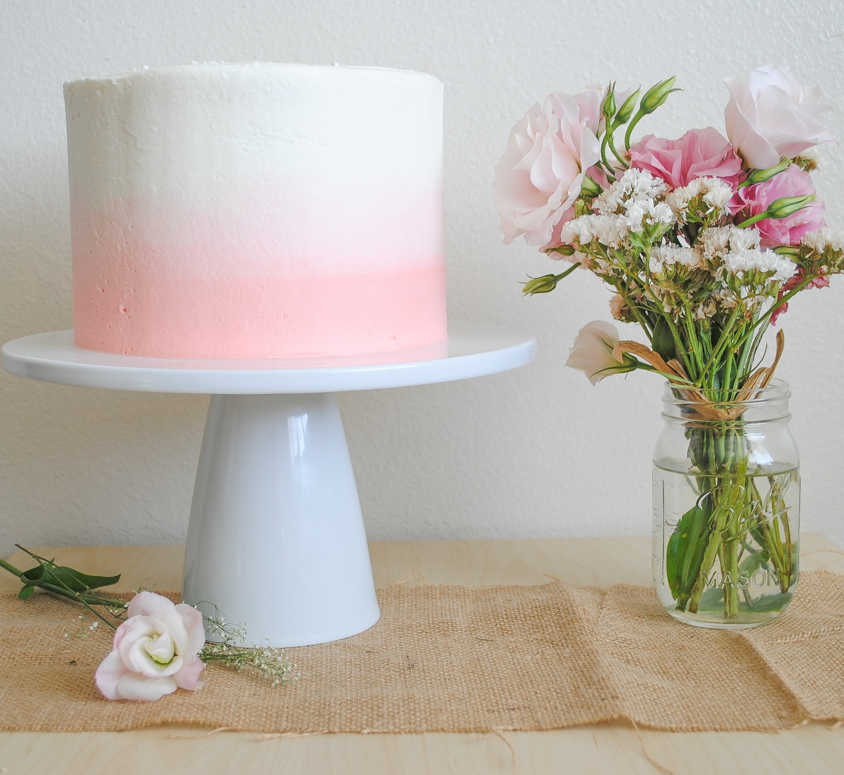 Vanilla Cake Method