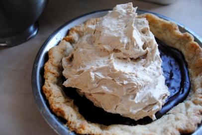 Earl Grey Pie Filling